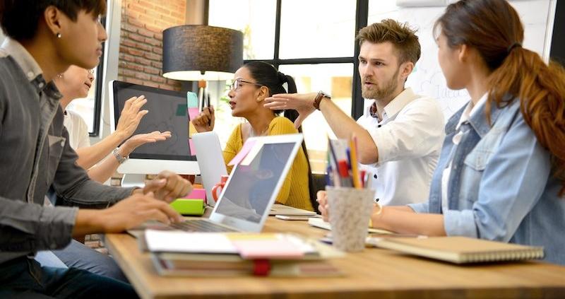 5 benefits of coworking